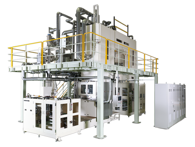 Custom Roll-to-Roll Production Coater