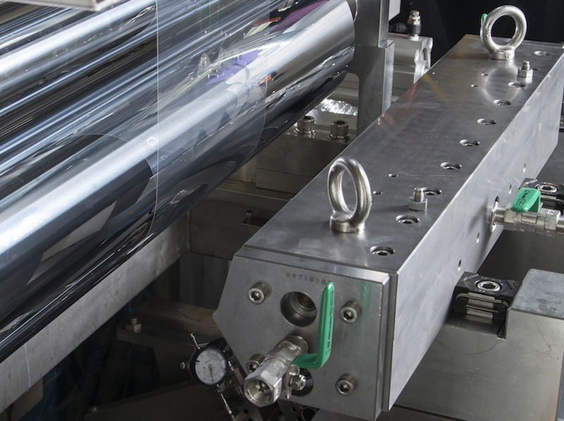 Yasui Seiki Mirwec Roll To Roll Precision Custom Coating